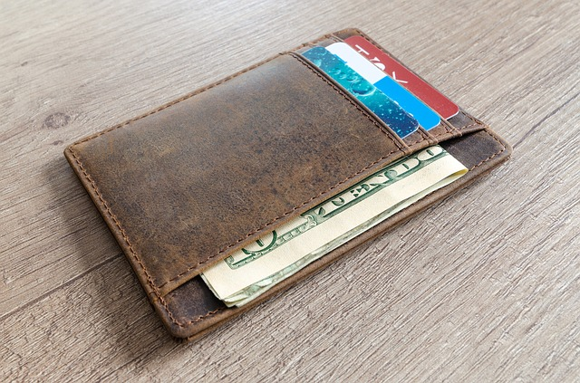 Image for You find a wallet lying on the ground. Upon inspection, there is a thousand dollars inside it! What do you do?